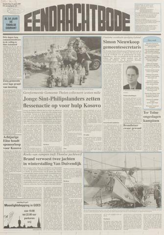 Eendrachtbode (1945-heden)/Mededeelingenblad voor het eiland Tholen (1944/45) 1999-04-22