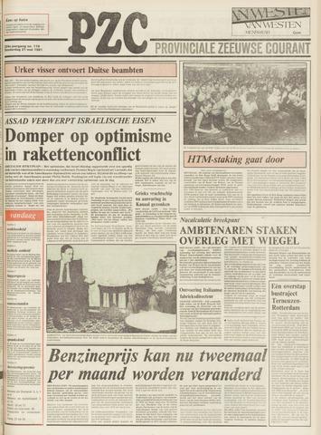 Provinciale Zeeuwse Courant 1981-05-21