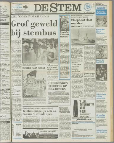 de Stem 1982-03-29
