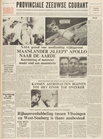 Provinciale Zeeuwse Courant 1970-04-15