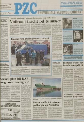 Provinciale Zeeuwse Courant 1993-02-23
