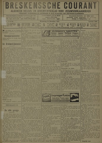 Breskensche Courant 1929-12-25