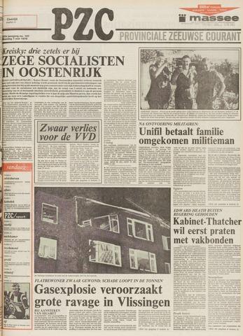 Provinciale Zeeuwse Courant 1979-05-07