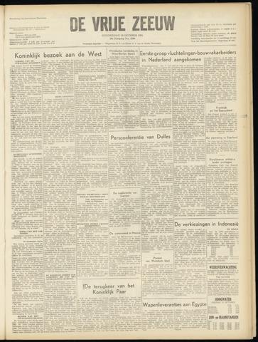 de Vrije Zeeuw 1955-10-20
