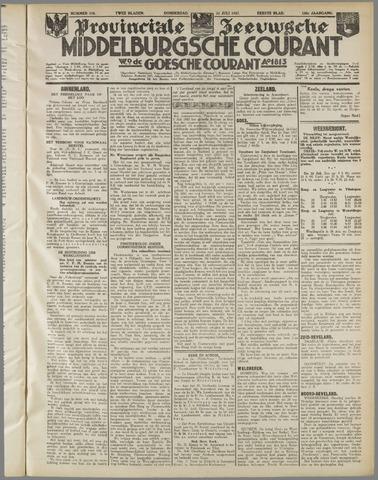 Middelburgsche Courant 1937-07-22