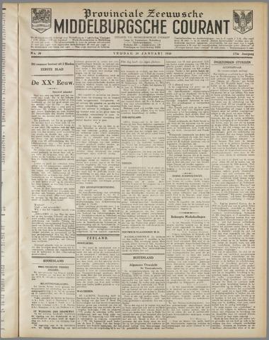 Middelburgsche Courant 1930-01-24