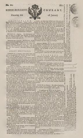 Middelburgsche Courant 1811-01-26