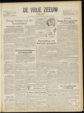 de Vrije Zeeuw 1951-06-08