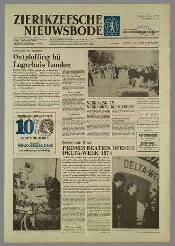 Zierikzeesche Nieuwsbode 1974-06-17