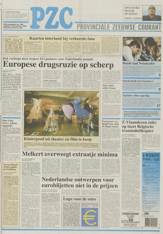 Provinciale Zeeuwse Courant 1996-12-13