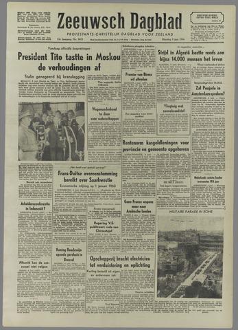Zeeuwsch Dagblad 1956-06-05
