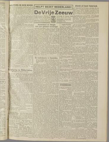 de Vrije Zeeuw 1945-02-15
