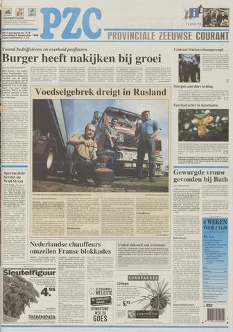 Provinciale Zeeuwse Courant 1998-09-09