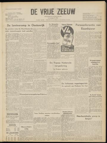 de Vrije Zeeuw 1954-01-14