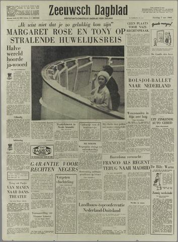 Zeeuwsch Dagblad 1960-05-07