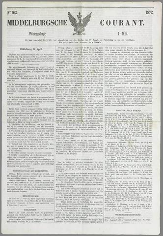 Middelburgsche Courant 1872-05-01