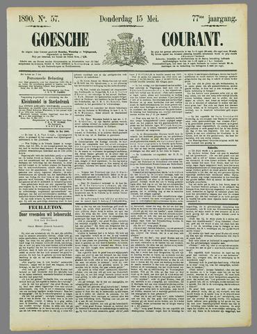 Goessche Courant 1890-05-15