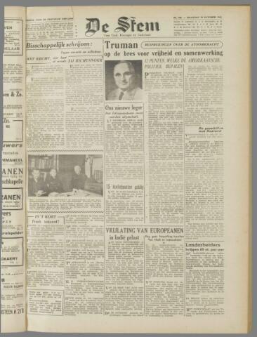 de Stem 1945-10-29