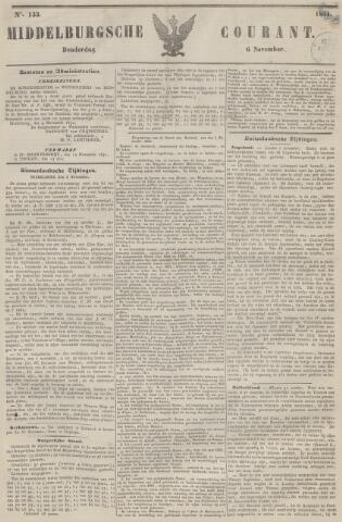 Middelburgsche Courant 1851-11-06