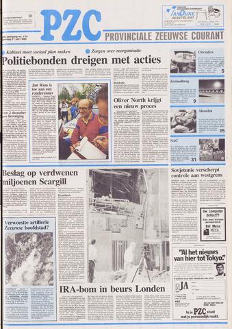 Provinciale Zeeuwse Courant 1990-07-21