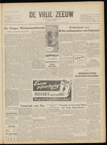 de Vrije Zeeuw 1953-11-30