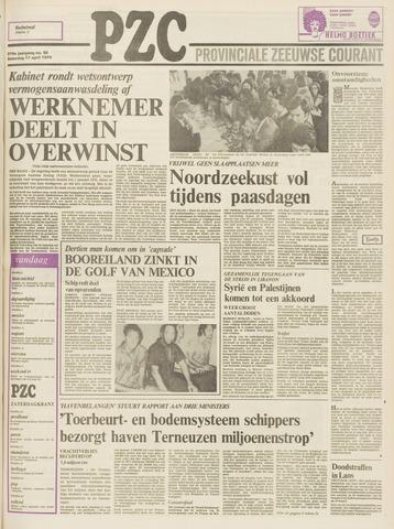 Provinciale Zeeuwse Courant 1976-04-17