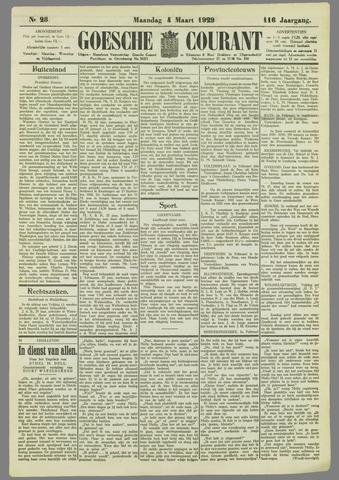 Goessche Courant 1929-03-04
