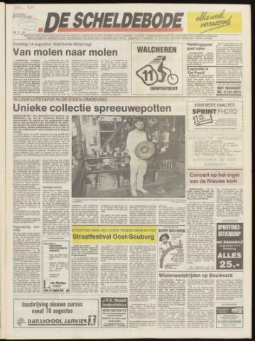 Scheldebode 1990-08-02
