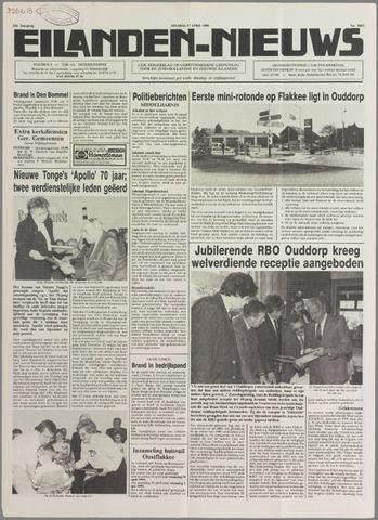 Eilanden-nieuws. Christelijk streekblad op gereformeerde grondslag 1990-04-17