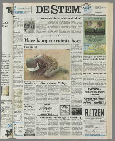 de Stem 1992-12-18