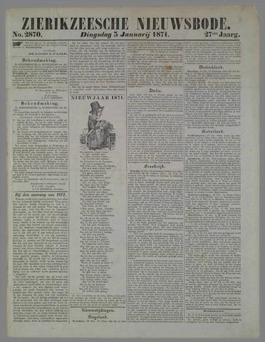 Zierikzeesche Nieuwsbode 1871