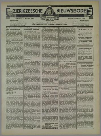 Zierikzeesche Nieuwsbode 1941-03-11