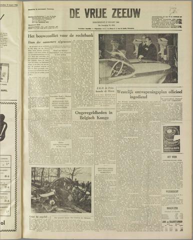 de Vrije Zeeuw 1960-03-17