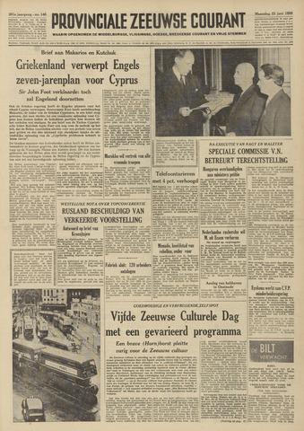 Provinciale Zeeuwse Courant 1958-06-23