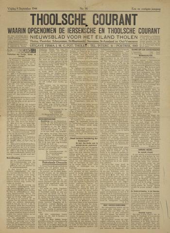 Ierseksche en Thoolsche Courant 1944-09-08