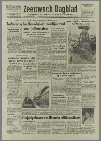 Zeeuwsch Dagblad 1956-08-28