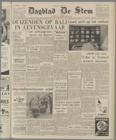de Stem 1963-03-28