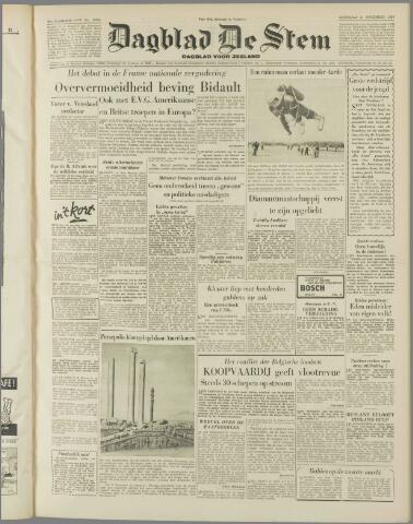 de Stem 1953-11-21