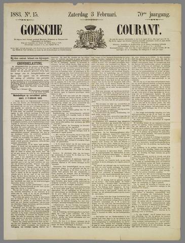 Goessche Courant 1883-02-03