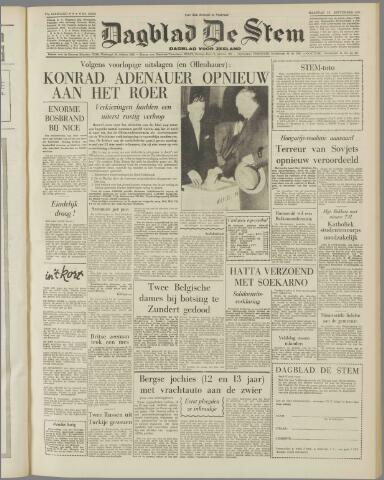 de Stem 1957-09-16