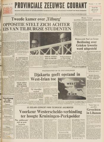 Provinciale Zeeuwse Courant 1969-05-07