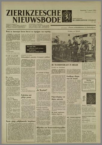 Zierikzeesche Nieuwsbode 1965-01-07