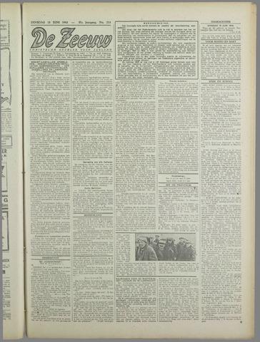 De Zeeuw. Christelijk-historisch nieuwsblad voor Zeeland 1943-06-15