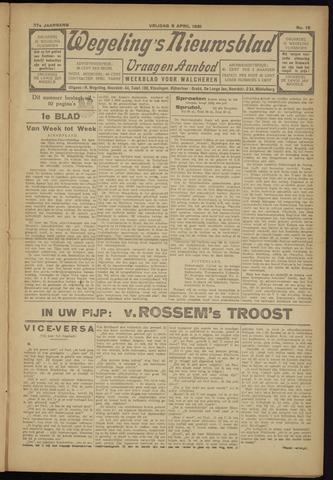 Zeeuwsch Nieuwsblad/Wegeling's Nieuwsblad 1931-04-03