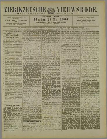 Zierikzeesche Nieuwsbode 1906-05-29
