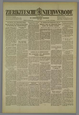 Zierikzeesche Nieuwsbode 1952-01-22
