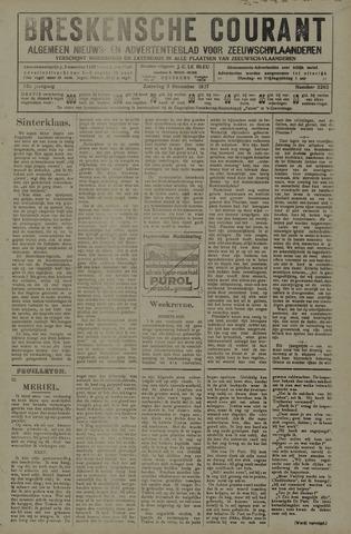 Breskensche Courant 1927-12-03