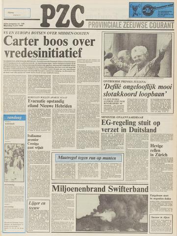 Provinciale Zeeuwse Courant 1980-06-02