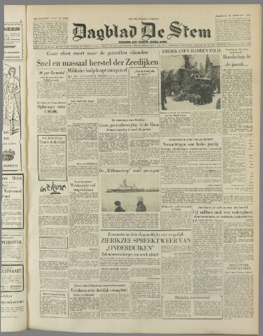 de Stem 1953-02-16