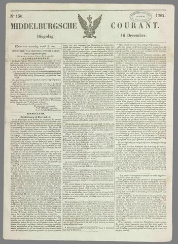 Middelburgsche Courant 1862-12-16